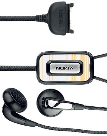Гарнитура NOKIA Fashion HS-31