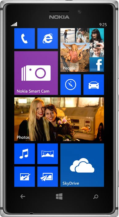 Смартфон Nokia Lumia 925 16Gb фото