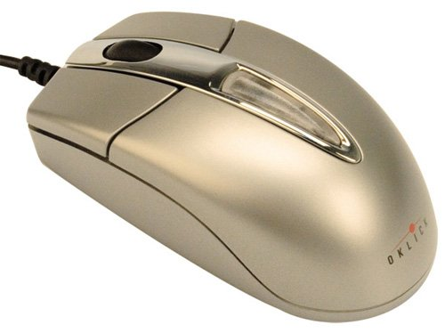 Компьютерная мышь Oklick 513 S Optical Mouse