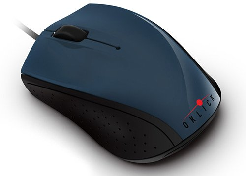 Компьютерная мышь Oklick 525 XS Optical Mouse
