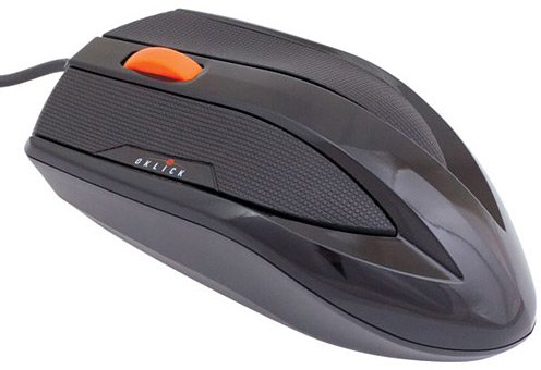 Компьютерная мышь Oklick M5 SPORTLINE Optical Mouse фото