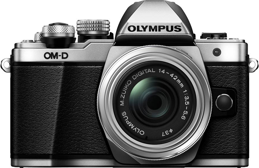 Фотоаппарат Olympus OM-D E-M10 Mark II Double Kit 14-42mm EZ Pancake + 40-150mm R фото