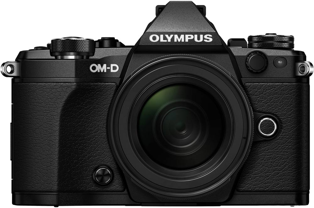 Фотоаппарат Olympus OM-D E-M5 Mark II Kit 12-50mm