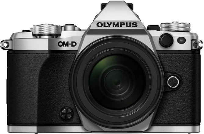 Фотоаппарат Olympus OM-D E-M5 Mark II Kit 14-42mm EZ Pancake