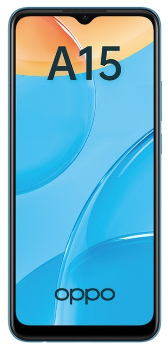 Смартфон Oppo A15 CPH2185 2Gb/32Gb Blue фото