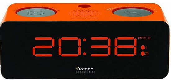 Радиочасы Oregon Scientific RRA320PN-o