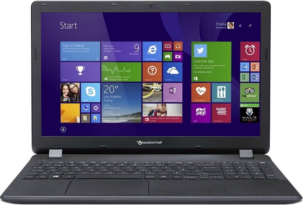 Ноутбук Packard Bell EasyNote TG81BA-C2KW (NX.C3YER.020)