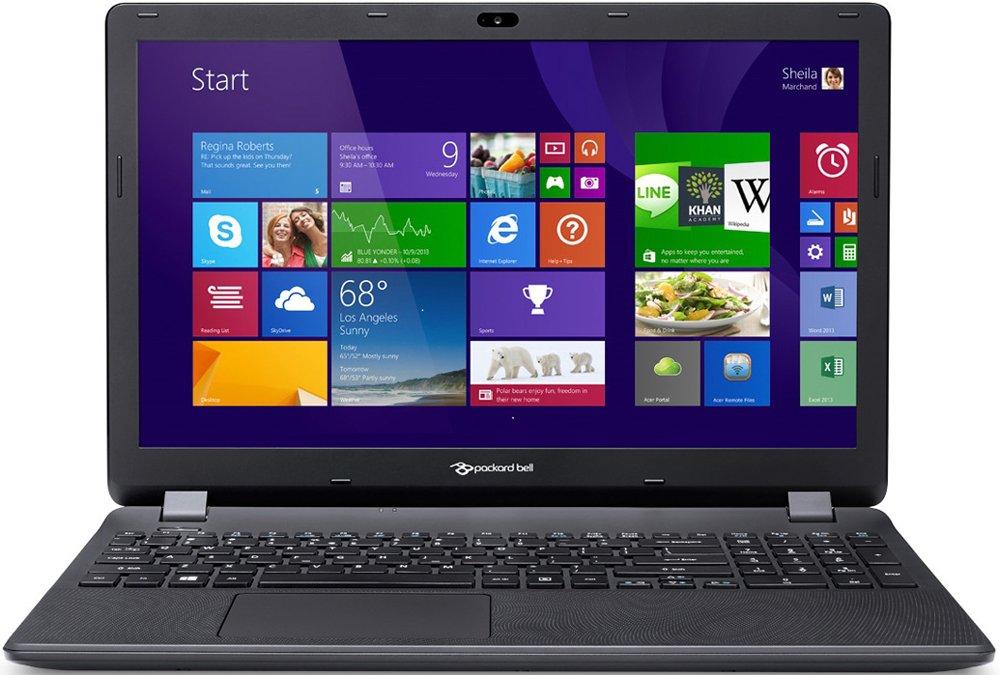 Ноутбук Packard Bell EasyNote TG81BA-C7ND (NX.C3YER.007) фото