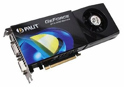���������� Palit GeForce GTX260 216 SP 896Mb 448bit