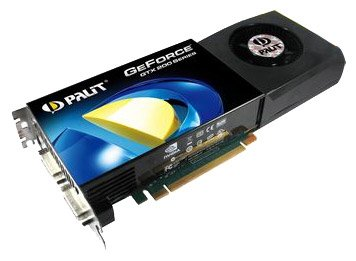 ���������� Palit GTX260-896 GeForce GTX260 896Mb 448bit