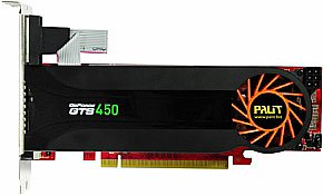 Видеокарта Palit NE5S4500HD01-1062F GeForce GTS 450 1024Mb GDDR5 128bit