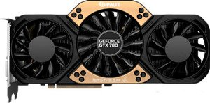 ���������� Palit NE5X780T10FB-1100J GeForce GTX 780 Super JetStream 3GB DDR5 384bit