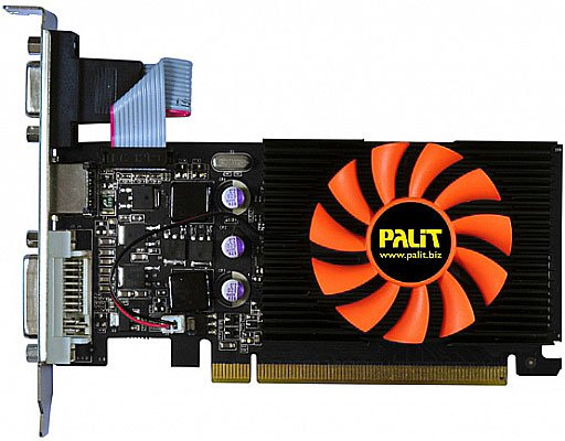 Видеокарта Palit NEAT4300HD41-1081F GeForce GT 430 2048MB DDR3 128bit