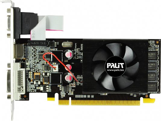 ���������� Palit NEAT6100HD46-1196F GeForce GT 610 2GB DDR3 64bit