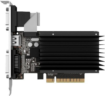 Видеокарта Palit NEAT7300HD46H GeForce GT 730 2Gb GDDR3 64bit фото