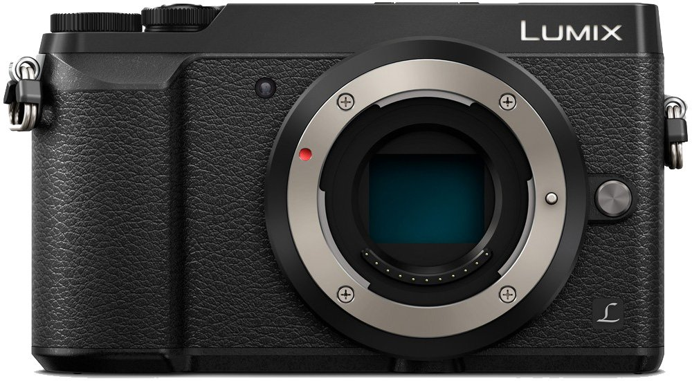 Фотоаппарат Panasonic DMC-GX80 Body фото