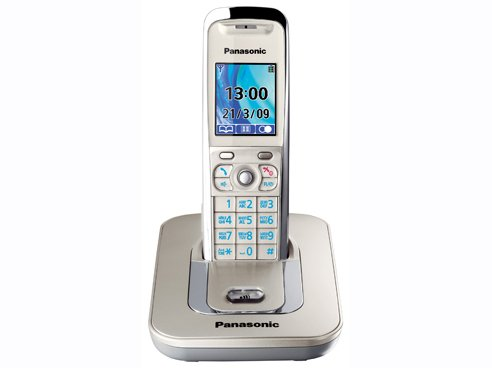 Радиотелефон Dect Panasonic KX-TG8411RUN