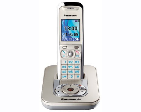 Радиотелефон Dect Panasonic KX-TG8422RUN