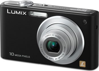 Фотоаппарат Panasonic LUMIX DMC-F2