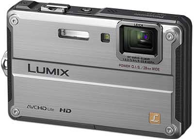 Фотоаппарат Panasonic LUMIX DMC-FT2