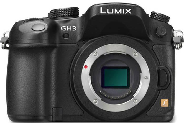 Фотоаппарат Panasonic Lumix DMC-GH3 Body