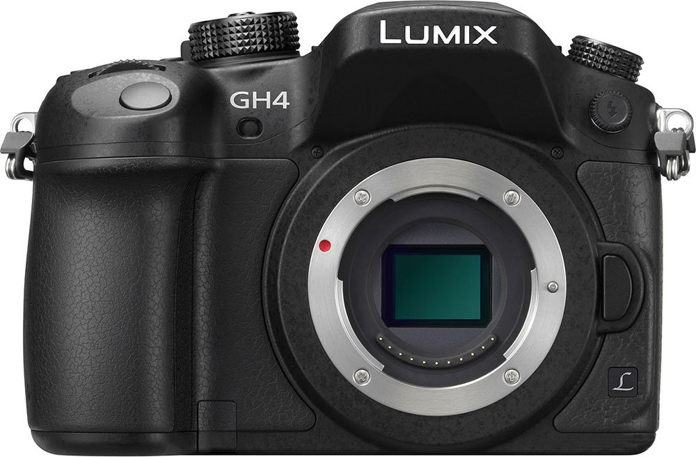 Фотоаппарат Panasonic Lumix DMC-GH4 Body  фото