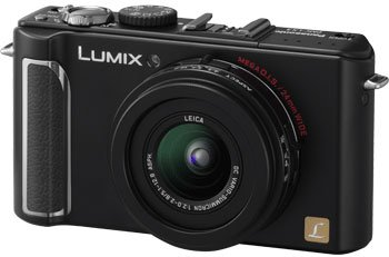 Фотоаппарат Panasonic Lumix DMC-LX3-K