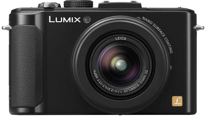 Фотоаппарат Panasonic Lumix DMC-LX7