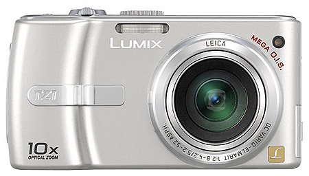 Фотоаппарат Panasonic LUMIX DMC-TZ1