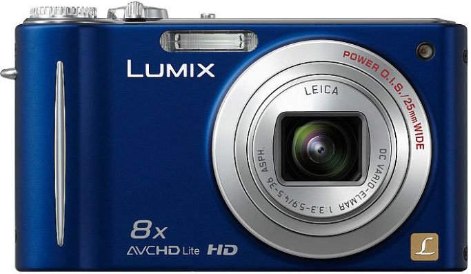 Фотоаппарат Panasonic Lumix DMC-ZX3