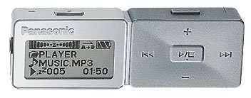 Flash - плеер Panasonic SV-MP510 256Mb