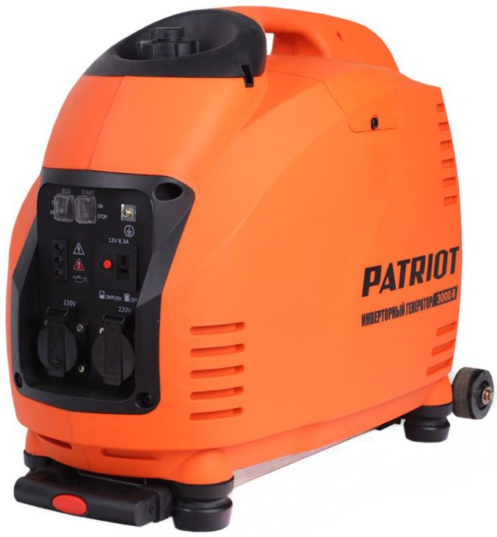 Бензиновый генератор Patriot 3000IL