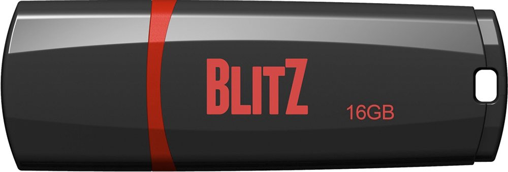 USB-флэш накопитель Patriot Blitz 16GB (PSF16GBLZ3BUSB)