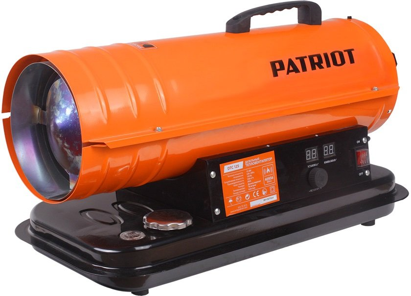 PATRIOT DTC 125