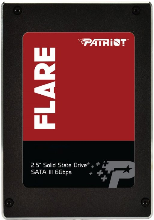 Жесткий диск SSD Patriot Flare (PFL60GS25SSDR) 60 Gb