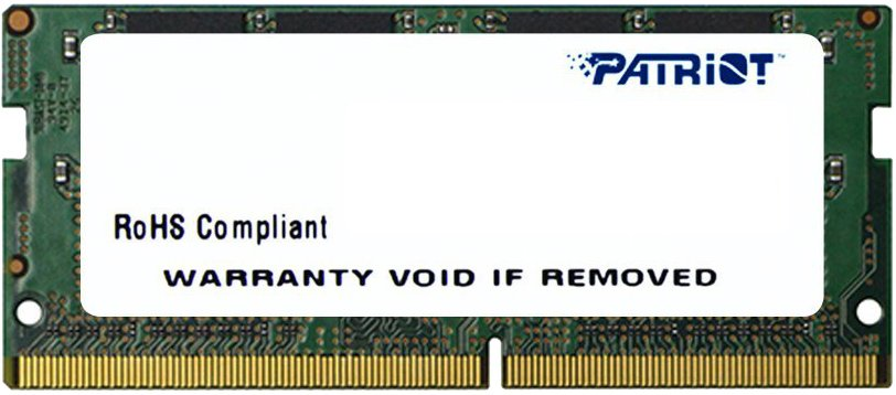Модуль памяти Patriot PSD44G213381S DDR4 PC4-17000 4Gb