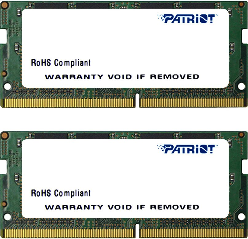 Комплект памяти Patriot Signature Line PSD416G2133SK DDR4 PC4-17000 2x8Gb  фото