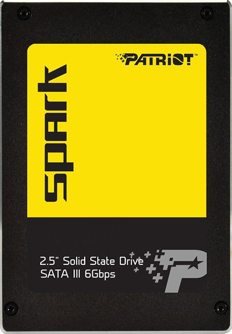 Жесткий диск SSD Patriot Spark (PSK128GS25SSDR) 128Gb
