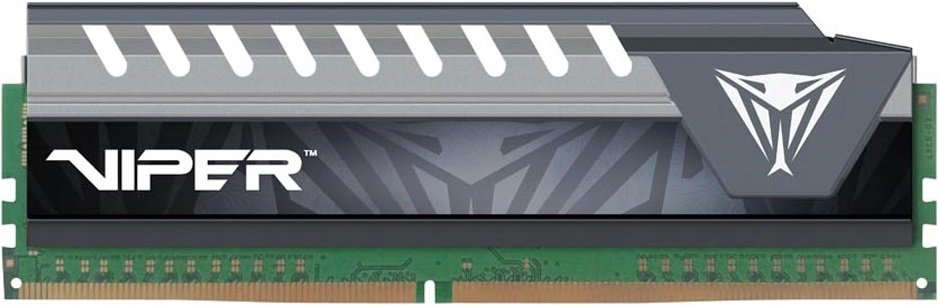 Модуль памяти Patriot Viper Elite PVE44G213C4GY DDR4 PC4-17000 4Gb