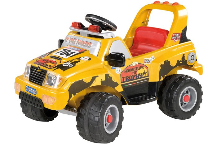 Электромобиль Peg-Perego Adventure Trophy