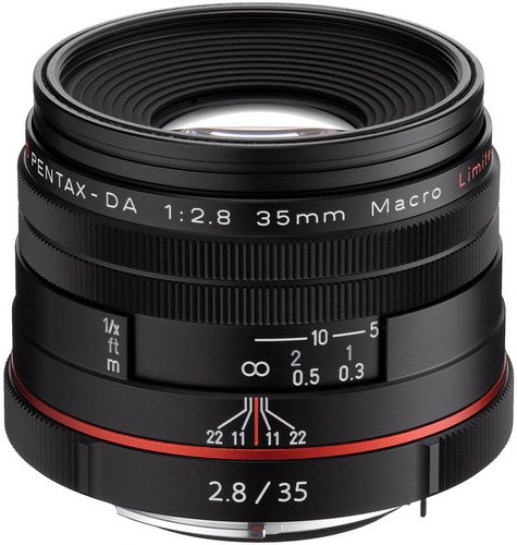 �������� Pentax HD DA 35mm f/2.8 Macro Limited