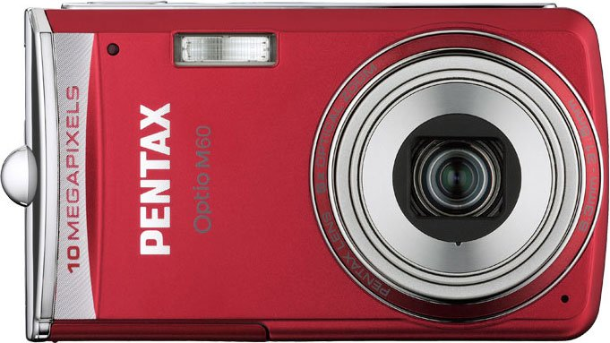 ����������� Pentax Optio M60 Red