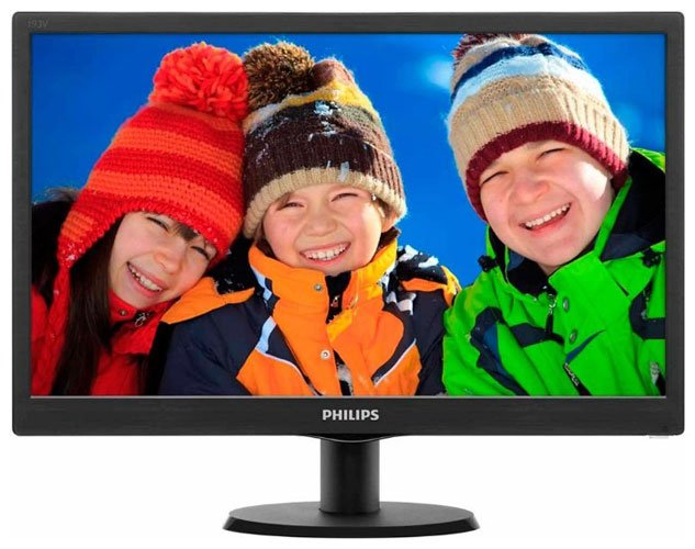 Монитор Philips 193V5LSB2/10 фото