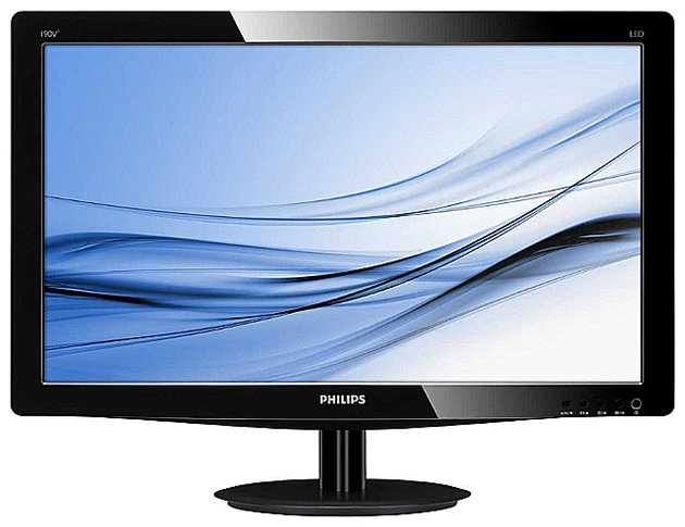 Монитор Philips 196V3LSB2/62