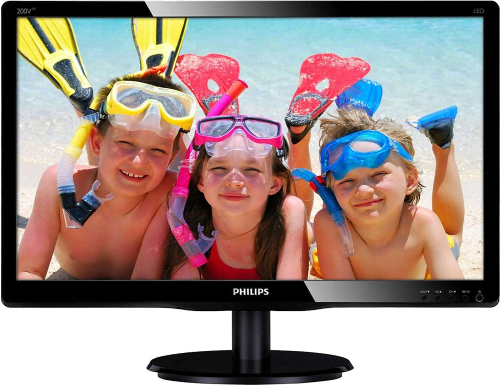 Монитор Philips 200V4LAB2/00 фото