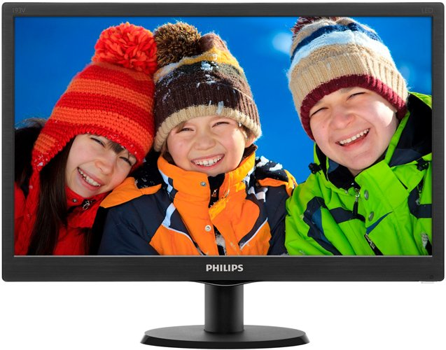 Монитор Philips 203V5LSB26/62 фото