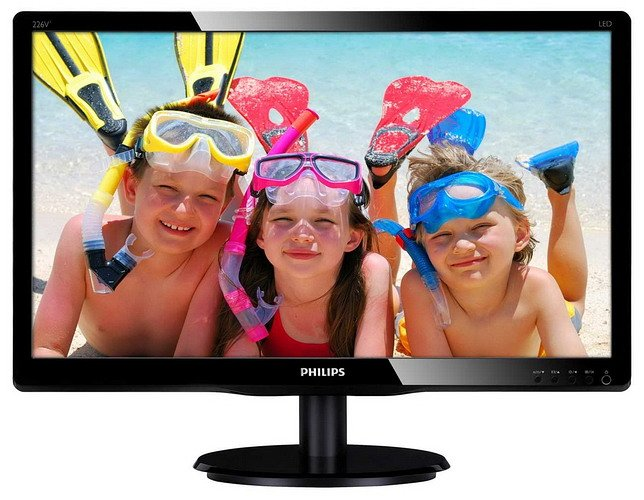 Монитор Philips 226V4LSB/00 фото