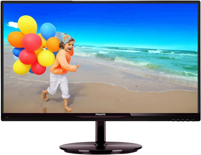 Монитор Philips 234E5QHAB/00 фото