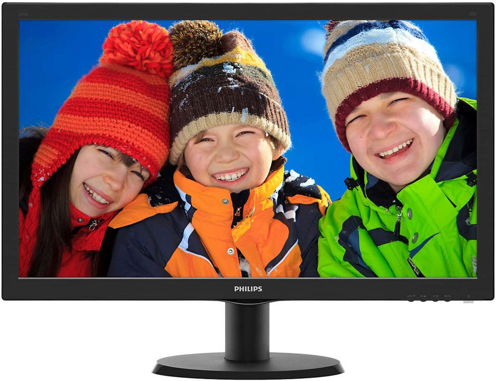 Монитор Philips 243V5LHSB5/00 фото