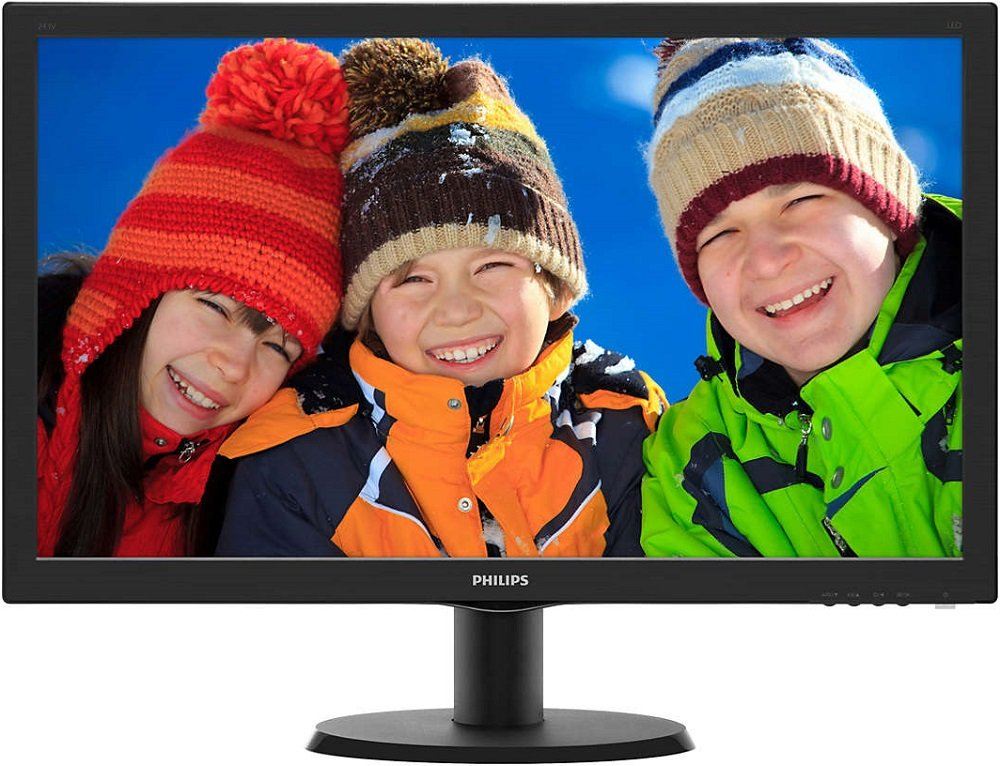Монитор Philips 243V5QHSBA/00
